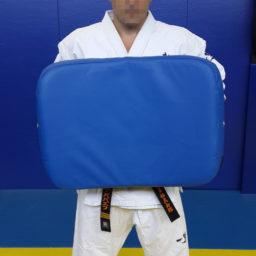 Макивара изогнутая для отработки ударов (тент, со скругленными углами)