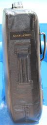 Макивара прямоугольная для отработки ударов (из натуральной кожи)