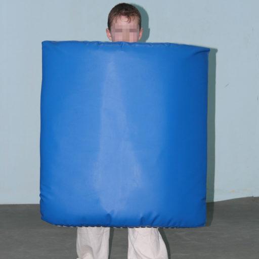 Щит детский с поясом для отработки ударов (тент)