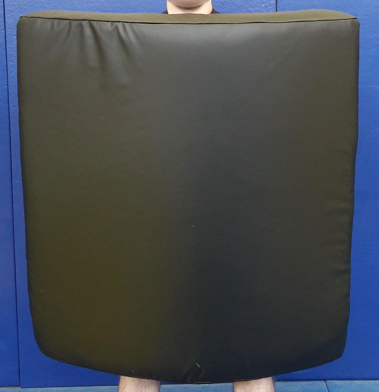 Щит с поясом для отработки ударов (тент)