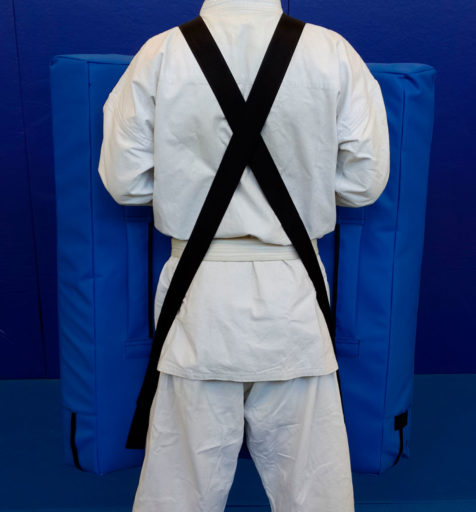 Щит для отработки ударов (тент)